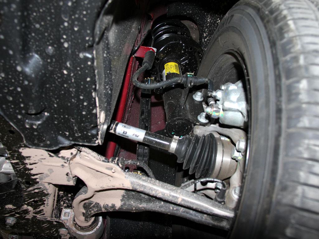 科鲁兹发动机怠速时,车内噪音实测为:45.