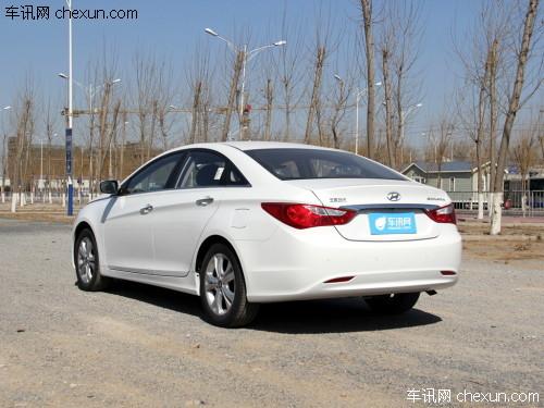 北京现代索纳塔-车讯网
