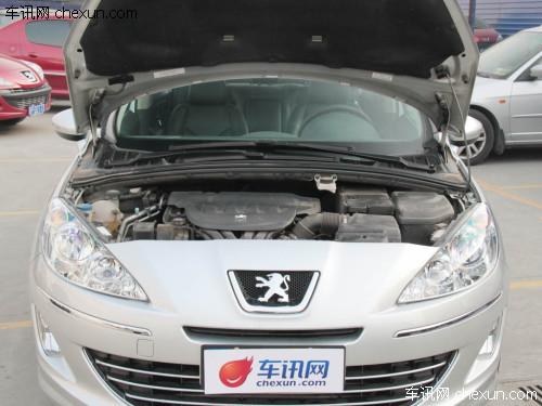 现款东风标致408车型-标致408或于10月换代 升级6AT变速箱高清图片