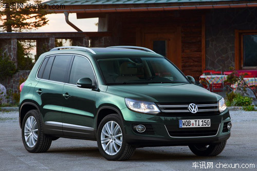 大众新Tiguan TDI上市 售34.25