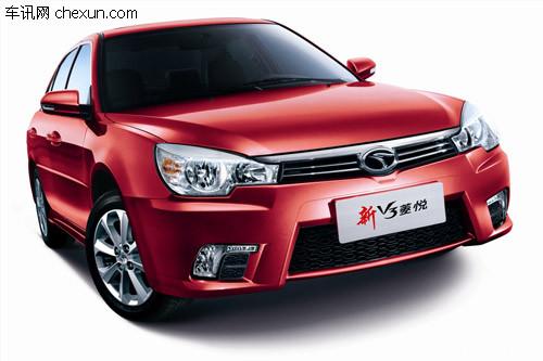 2012款V3菱悦3月1日上市 外观小改配置提升