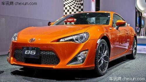丰田gt86于欧洲售价发布 约合24.8万元起