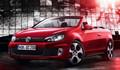 2013 VW Golf GTI Cabriolet日内瓦全球首发