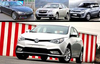 外媒发布2012年北京车展部分首发车型名单