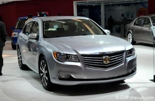 北京E系列电动车年中发布 下半年推B40/C70