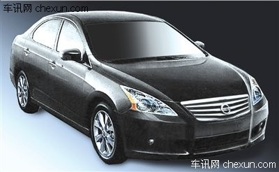 东风日产改款轩逸亮相北京车展 或于6月上市