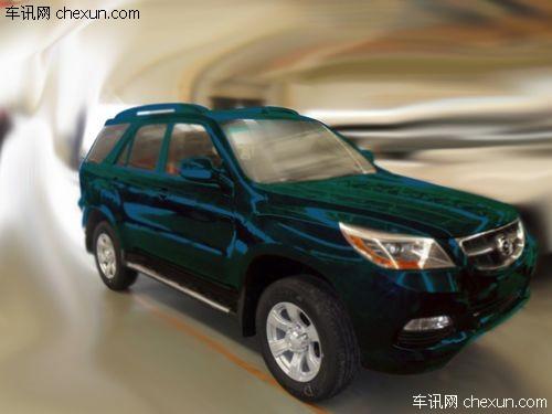 广汽吉奥北京车展阵容 奥轩GX5将正式亮相