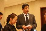 吉林省经济技术合作局项目处副处长于飞