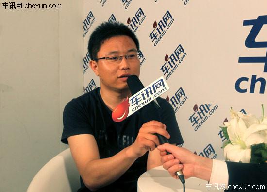 赵一博:北京车展管理乱 自主品牌需看长远