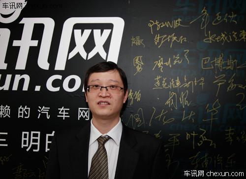 肖勇:只有掌握核心技术才能做好新能源汽车