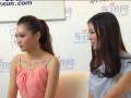 2011广州车展专访宝骏汽车清纯美模视频